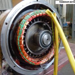 Bobinage électrique moteur electroportatif
